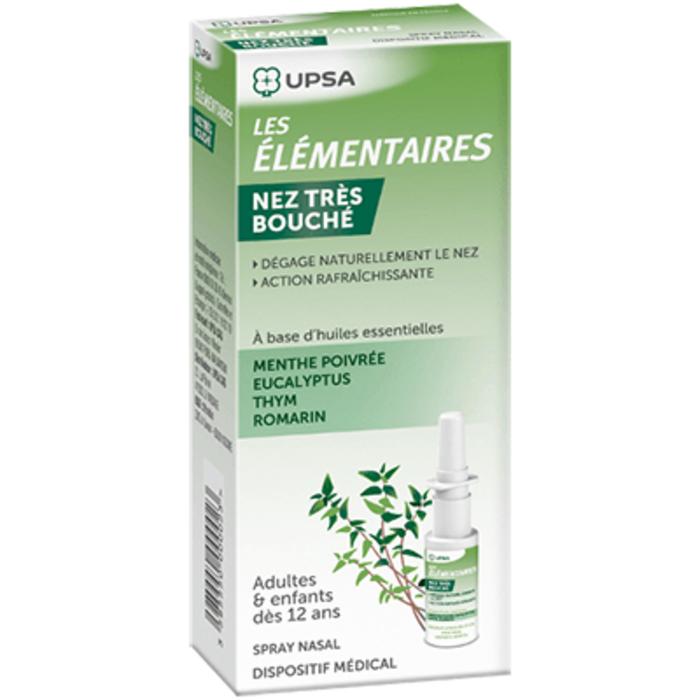 Les élémentaires spray nasal 15ml Upsa-219245