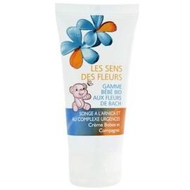 Les sens des fleurs bébé crème bobos et compagnie - 50.0 ml - sens fleurs Console- Apaise- Calme- Réconforte-9912