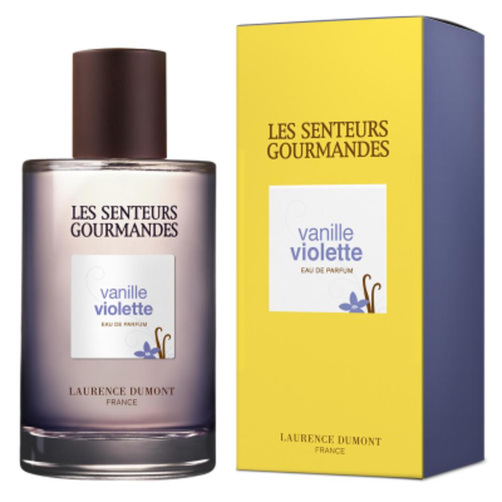 Les senteurs gourmandes vanille violette - senteurs gourmandes -200713