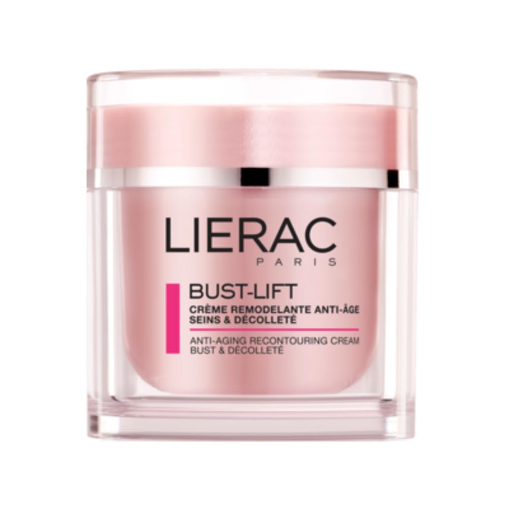 Lierac bust lift crème modelage - 75.0 ml - buste - lierac Soin fermeté, anti-tâches, seins et décolleté-1710