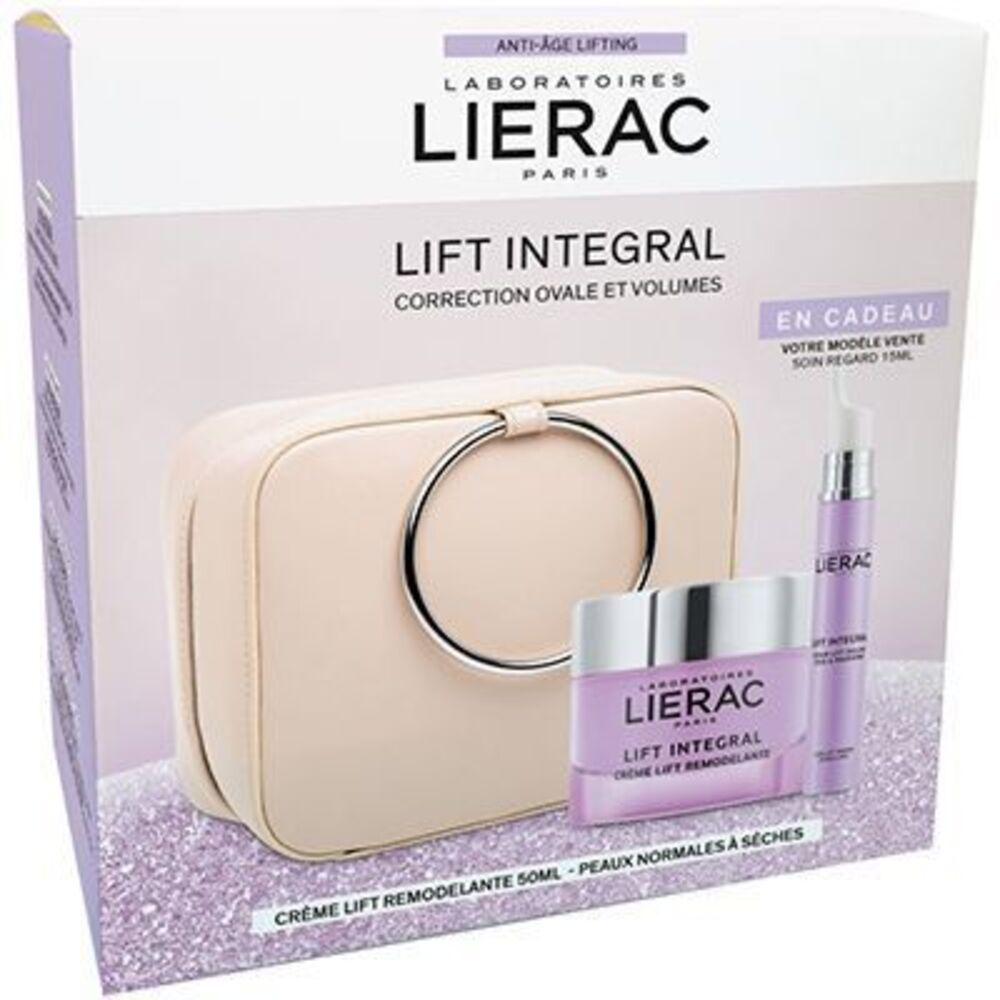 LIERAC Coffret Lift Intégral Peaux Normales à Sèches - Lierac -223336