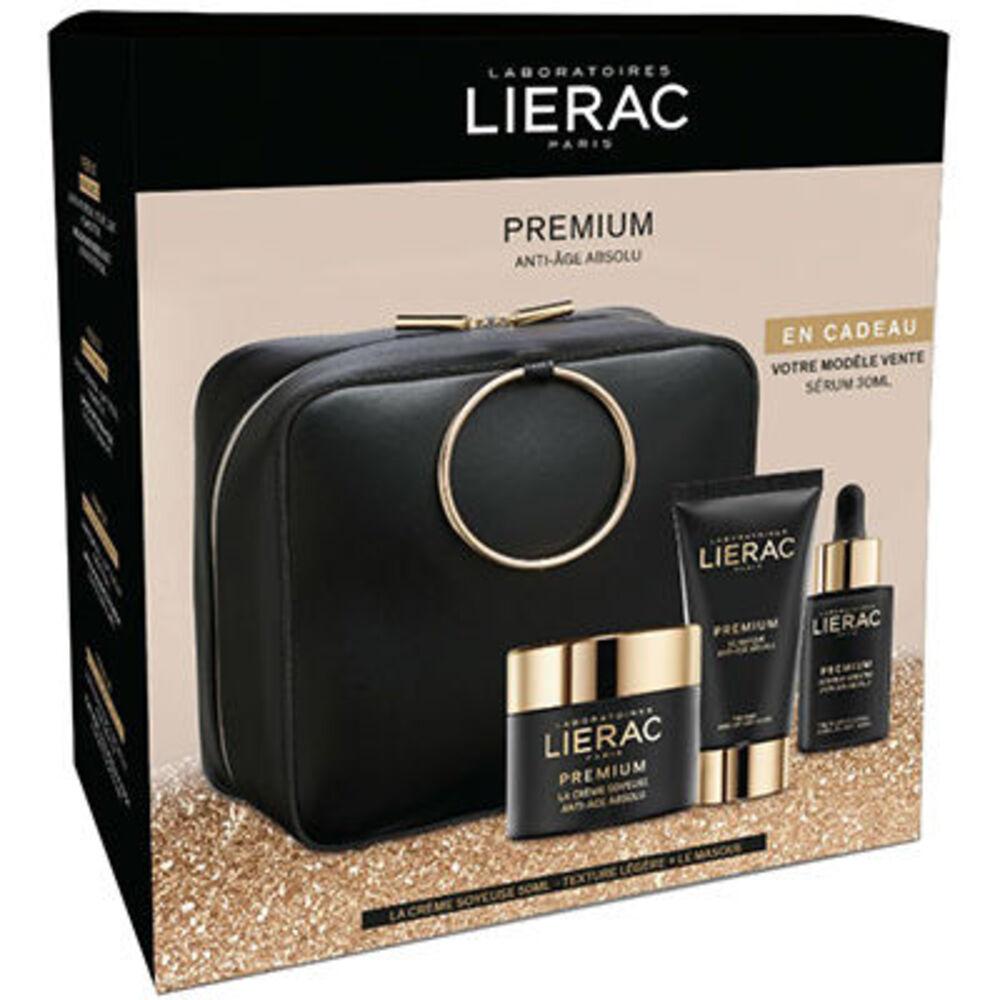LIERAC Coffret Premium Crème Soyeuse 50ml + Masque 75ml - Lierac -223476