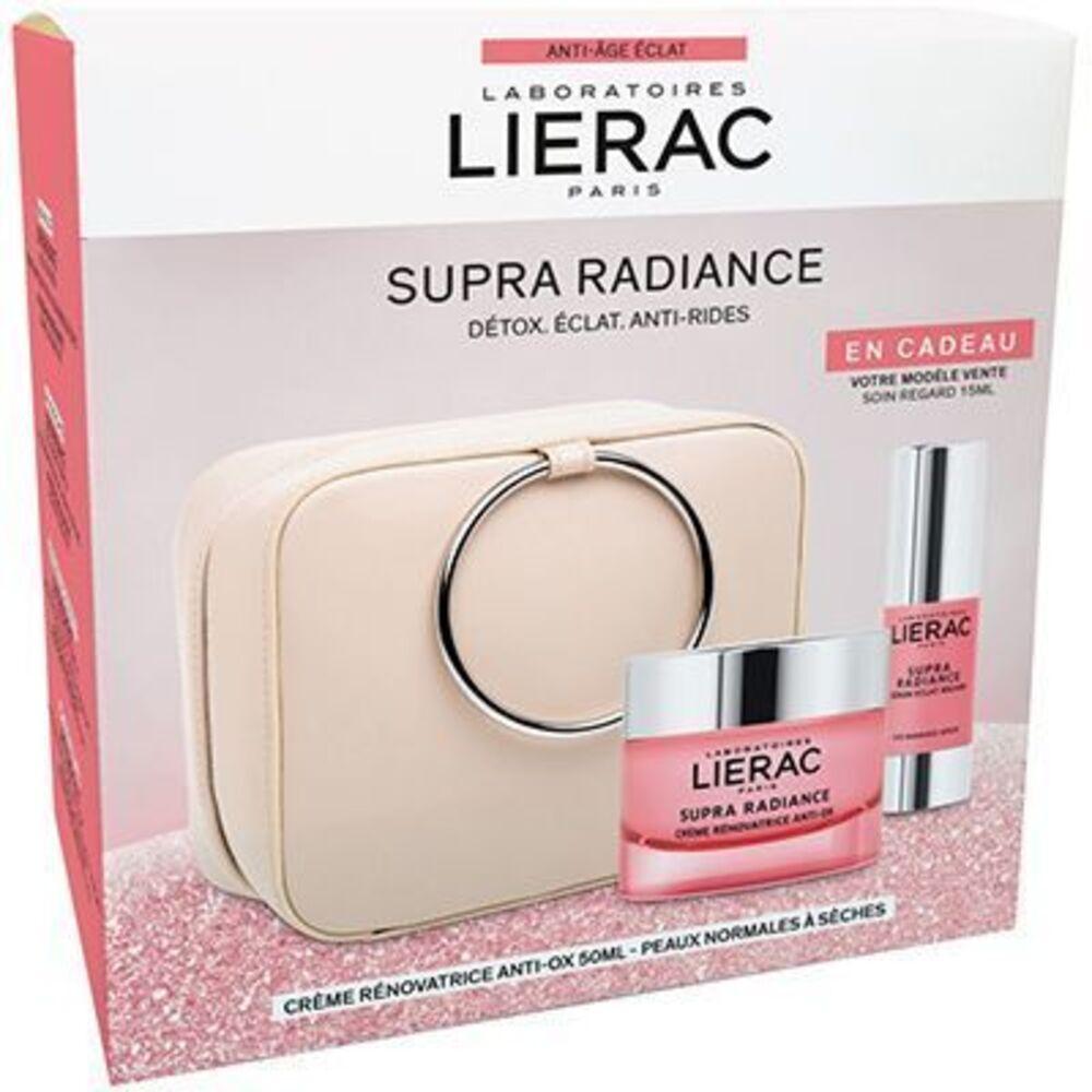 LIERAC Coffret Supra Radiance Peaux Normales à Sèches - Lierac -223337