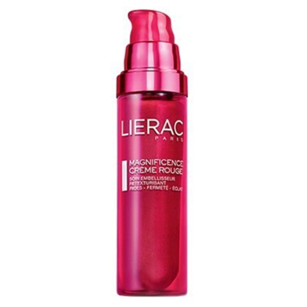 Lierac magnificence crème rouge - lierac -190601