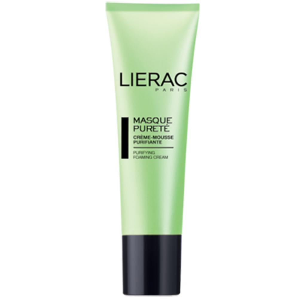 Lierac masque pureté - 50.0 ml - masques et gommage - lierac -122593