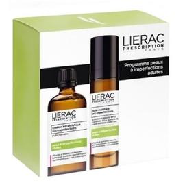 Lierac prescription coffret peaux imperfections adultes - lierac prescription -200710