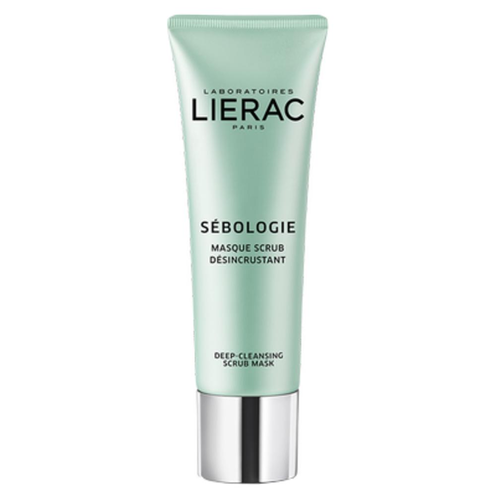 Lierac sébologie masque scrub 50ml Lierac-223517