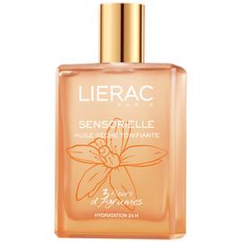 Lierac sensorielle huile sèche tonifiante - 100.0 ml - lierac -146506