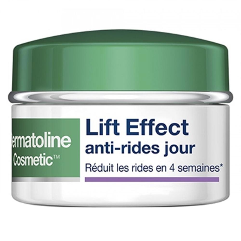 Lift effect anti-rides jour 50ml - dermatoline cosmetic -206120