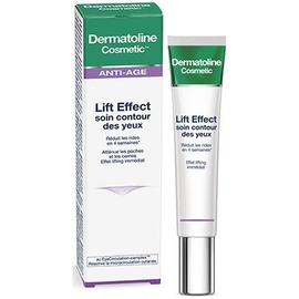 Lift effect soin contour des yeux - 15ml - dermatoline cosmetic -206137