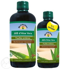LILY OF THE DESERT Jus d'Aloe Vera - PROMO - 946.0 ml - Aloé Véra - Lily of the Desert -133132