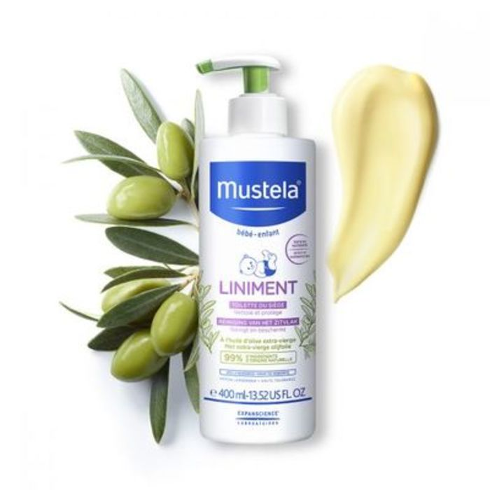 Liniment 400ml Mustela-225288