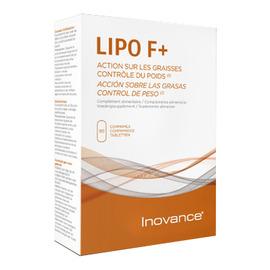 Lipo f+ 90 comprimés - inovance -214347