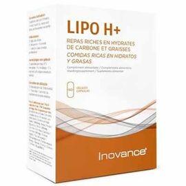 Lipo h+ 60 gélules - inovance -225465