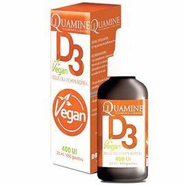 Liquamine vitamine d3 400ul vegan 20ml - dr theiss -216022