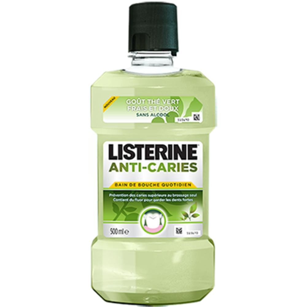Listerine anti-caries 500ml - listérine -212747