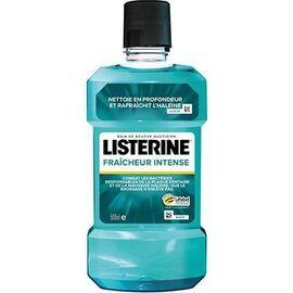 Listerine fraîcheur 500ml - listérine -225415