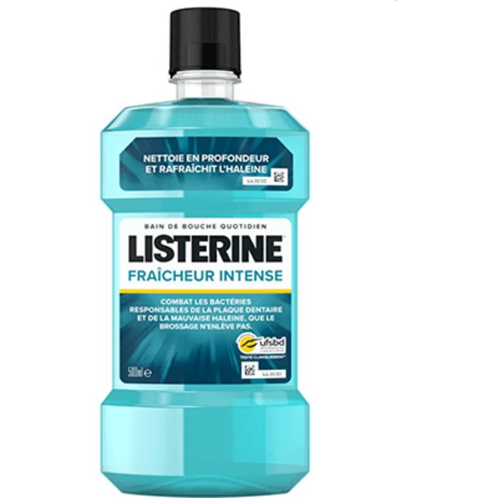 Listerine fraîcheur intense 250 ml Listérine-226645