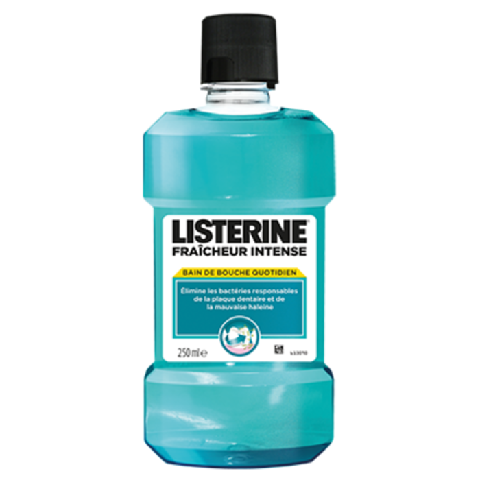 Listerine fraîcheur intense - 250ml Listérine-200039