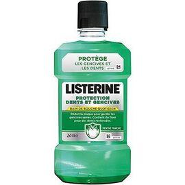 Listerine protection dents et gencives 250ml - 250.0 ml - gamme généraliste - listérine -141109