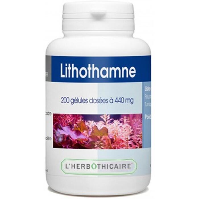 Lithotame - 200 gélules L'herbothicaire-205587