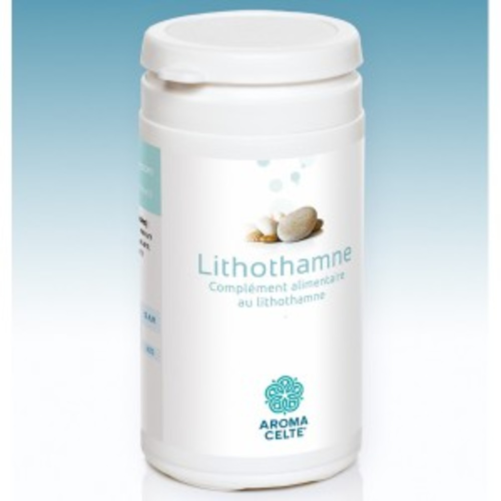 Lithothamne - 90 gélules - divers - aroma celte -140783