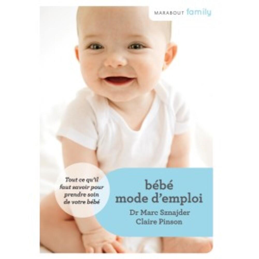 Livre : bébé mode d'emploi - divers - marabout -189506