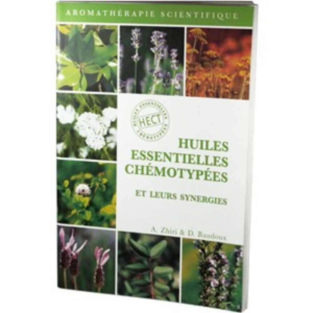 Livre : huiles essentielles chémotypées et leurs synergies - divers - pranarom -137635