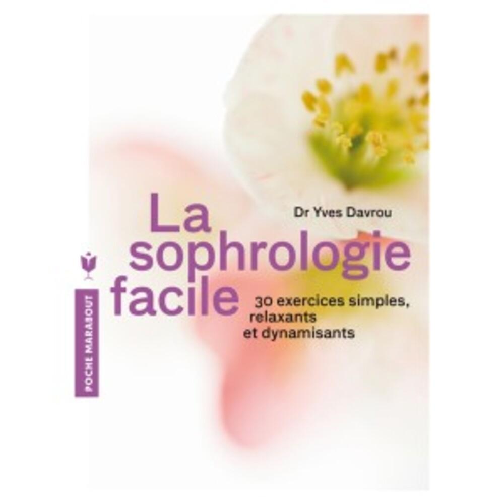 Livre : la sophrologie facile - divers - marabout -189505