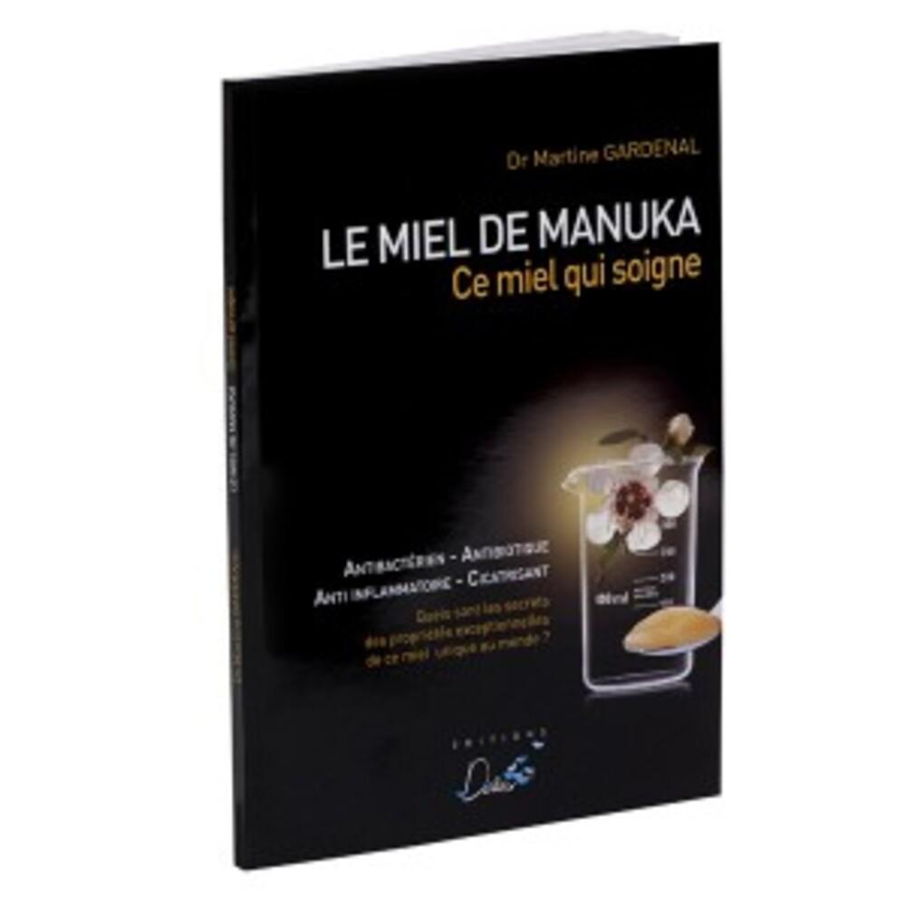 Livre : le miel de manuka par le dr. gardenal - divers - comptoirs & compagnies -141892
