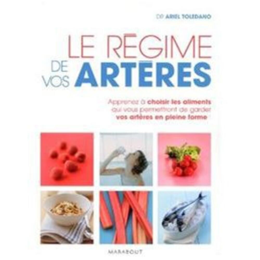 Livre : le régime de vos artères - divers - marabout -189513