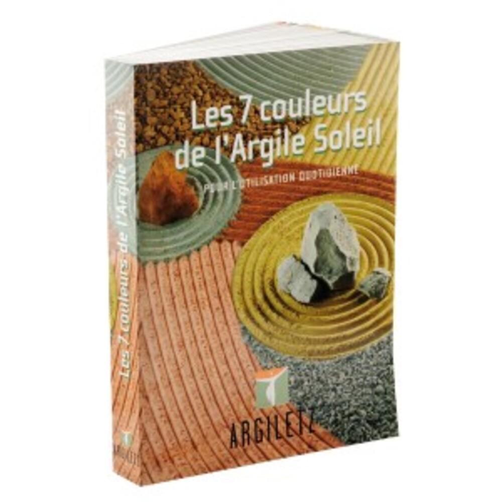 Livre : les sept couleurs de l'argile soleil par - maison - argiletz -133498