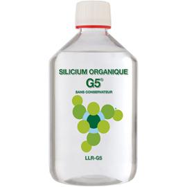 Llr-g5 silicium organique g5 sans conservateur - 500.0 ml - llr g5 -126887