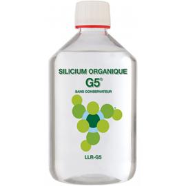 Llr-g5 silicium organique g5 sans conservateur 500ml - 500.0 ml - llr g5 -126887