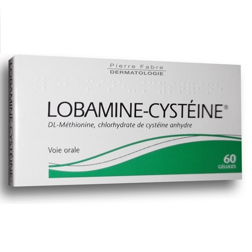 Lobamine cysteine - pierre fabre -192800