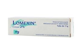 Lomexin 2% crème - 15g - 15.0 g - effik -193571