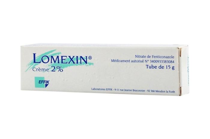 Lomexin 2% crème - 15g Effik-193571