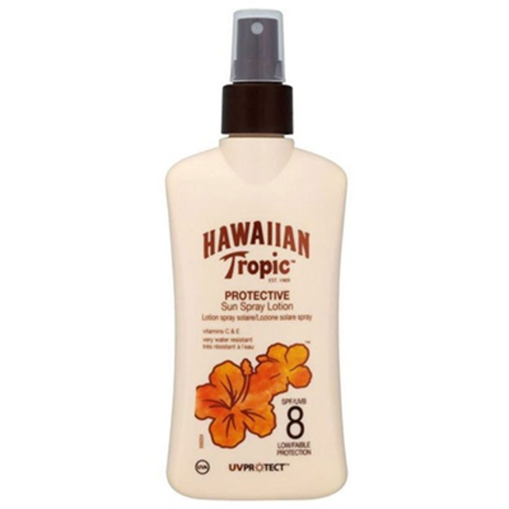 Lotion Protectrice SPF8 - Hawaiian Tropic -197014