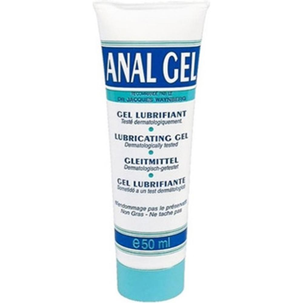 Lubrix gel lubrifiant anal 50ml - lubrix -199338