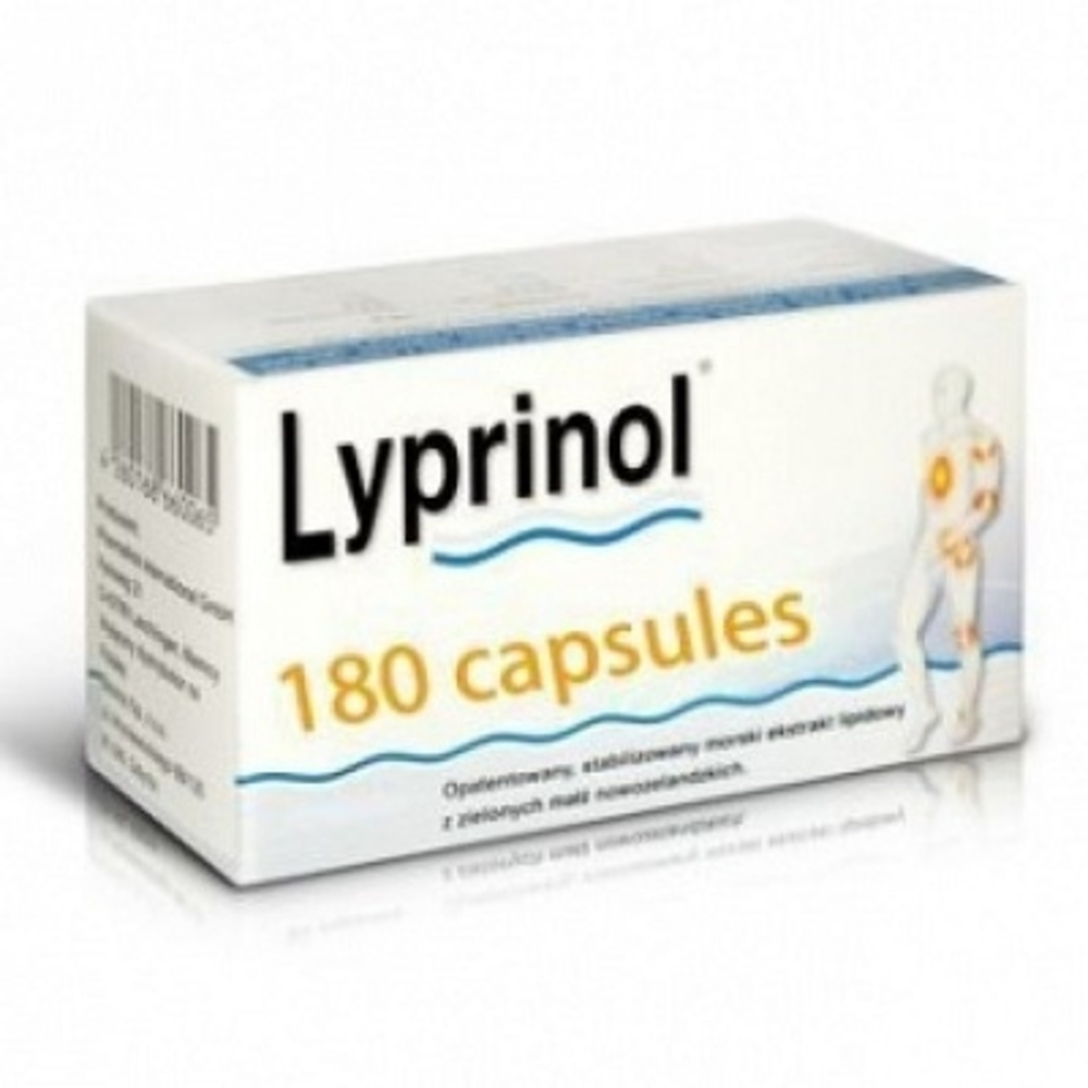 Lyprinol - 180 capsules - health prevent -196092