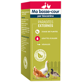 Ma basse cour parasite externe 30ml - ma basse cour -214079