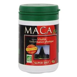 Maca - 90.0 unites - la gamme vitalité - super diet Vitalité et énergie-4578