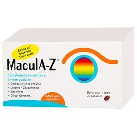 Macula-z - 30 capsules - horus pharma -147933