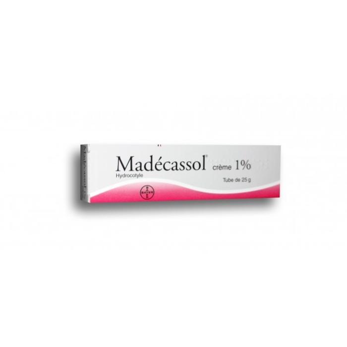 Madecassol 1% crème - 25g Bayer-192762