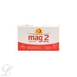 Mag 2 100mg - cooper -194027