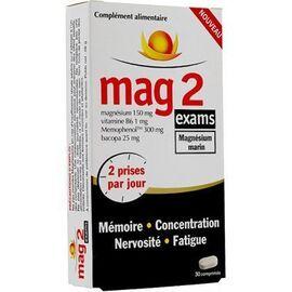 Mag 2 exams 30 comprimés - cooper -226493