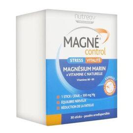 Magne control stress vitalité 30 sticks - nutreov -220787
