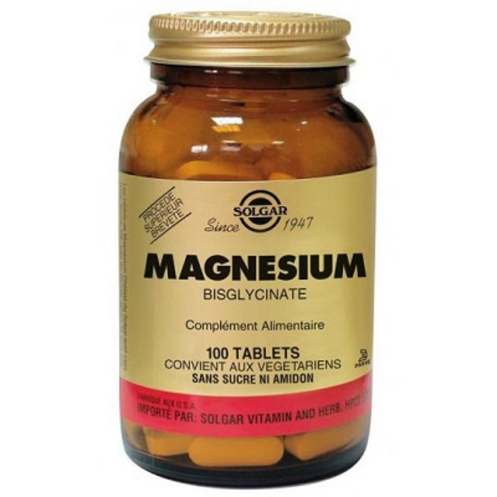 Magnésium Solgar-140964