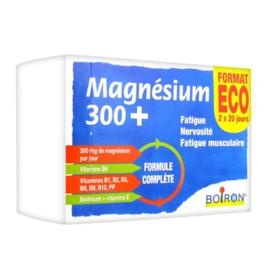 Magnésium 300+ - 160 comprimés - boiron -211109