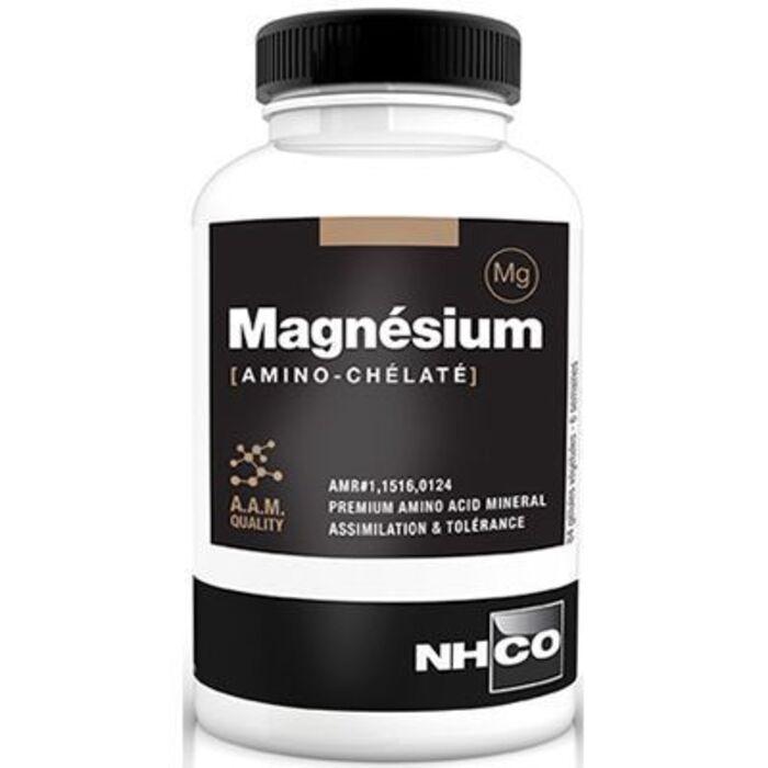 Magnésium amino-chélaté 42 gélules Nhco-225768